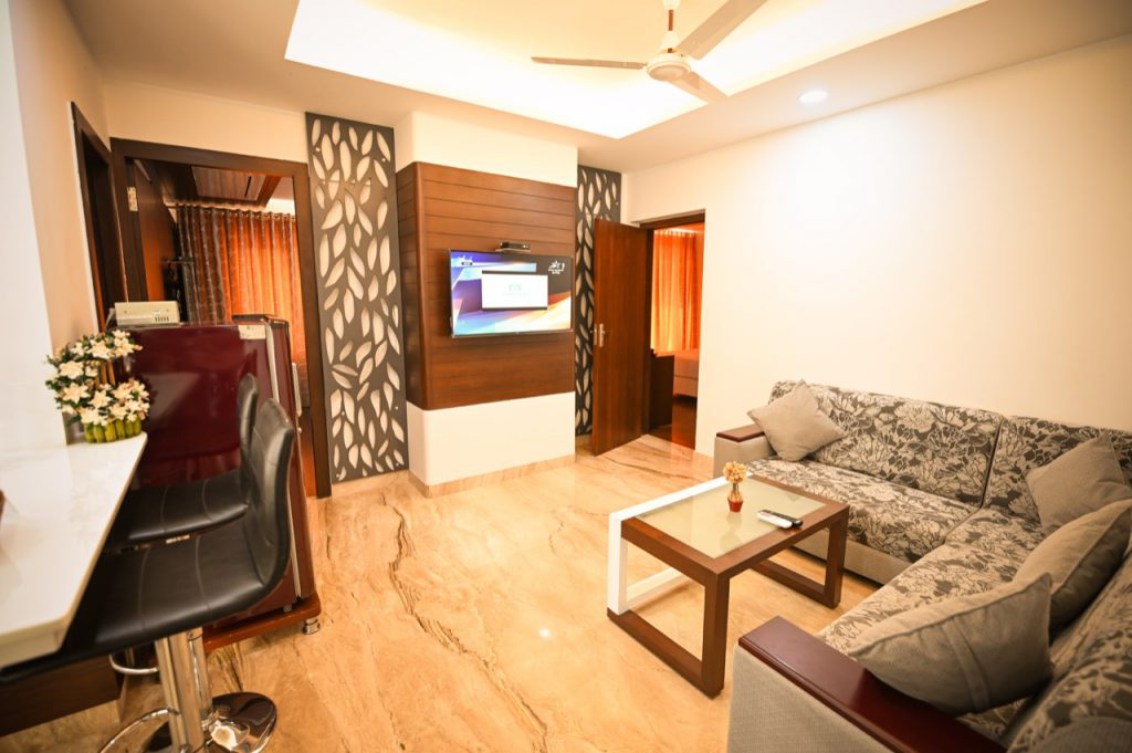 Chola Service Apartment at Trichy