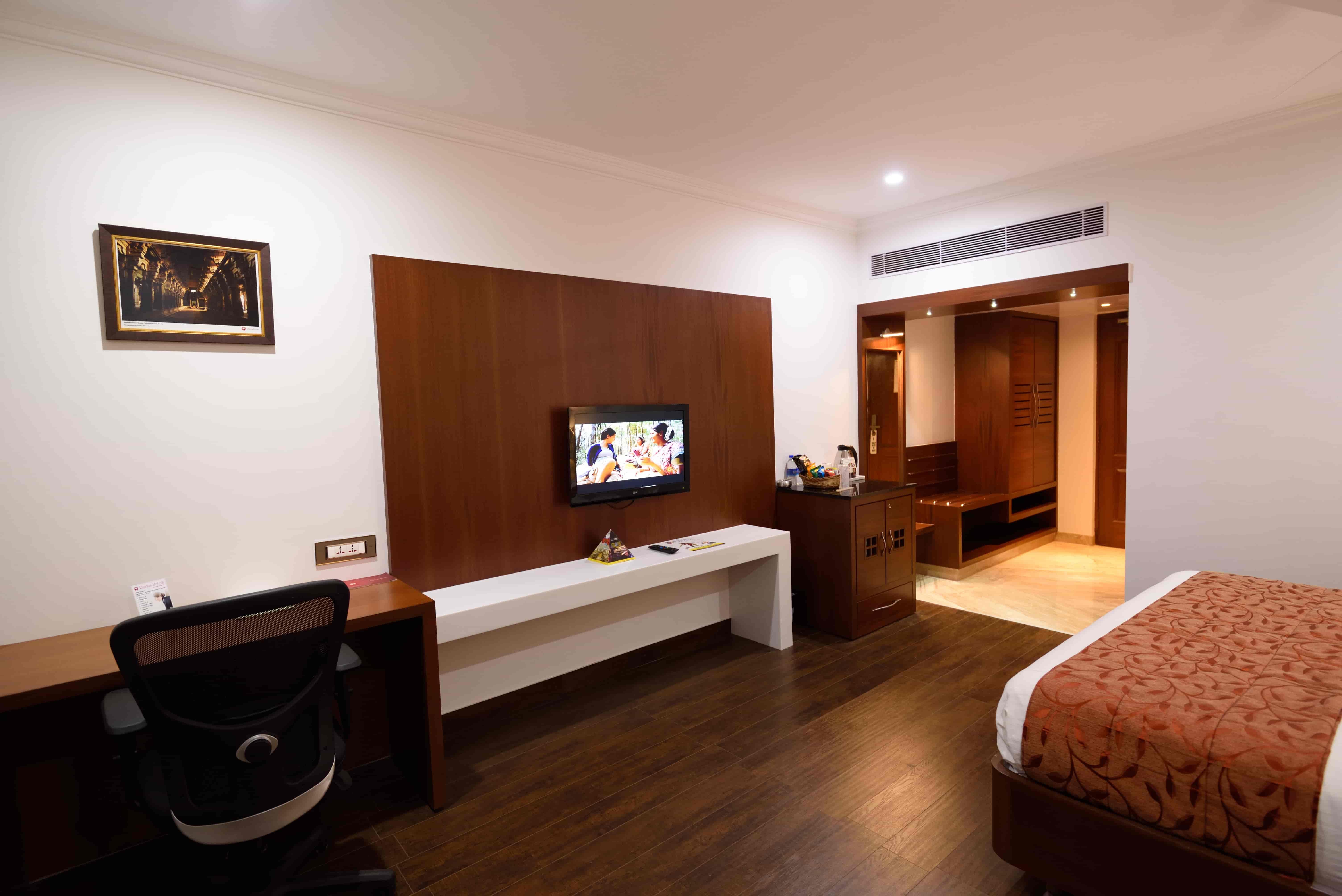 Ramyas Deluxe Rooms