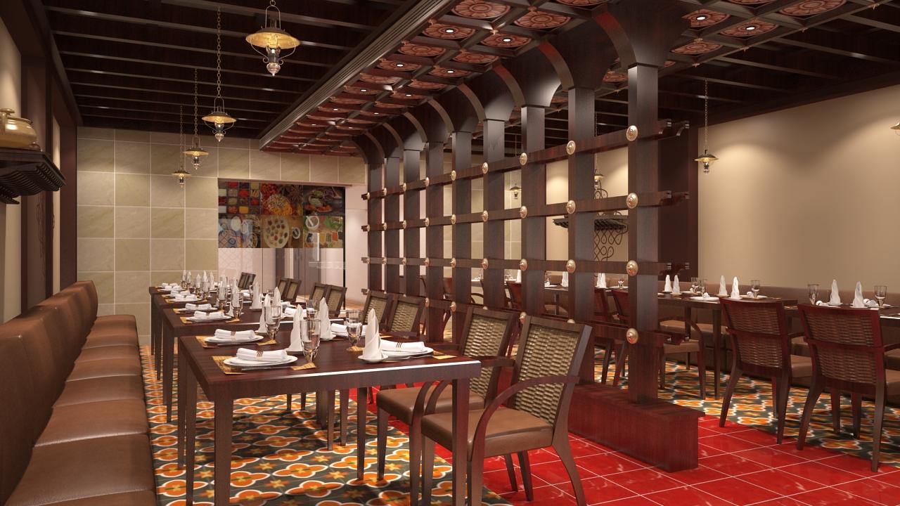 V S G Groups Restaurant at Tiruppur