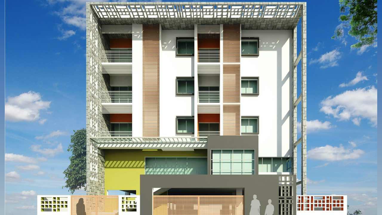 Sastha Apartment